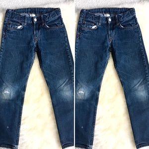 !Free! H&M Jeans Dark Wash 8-9